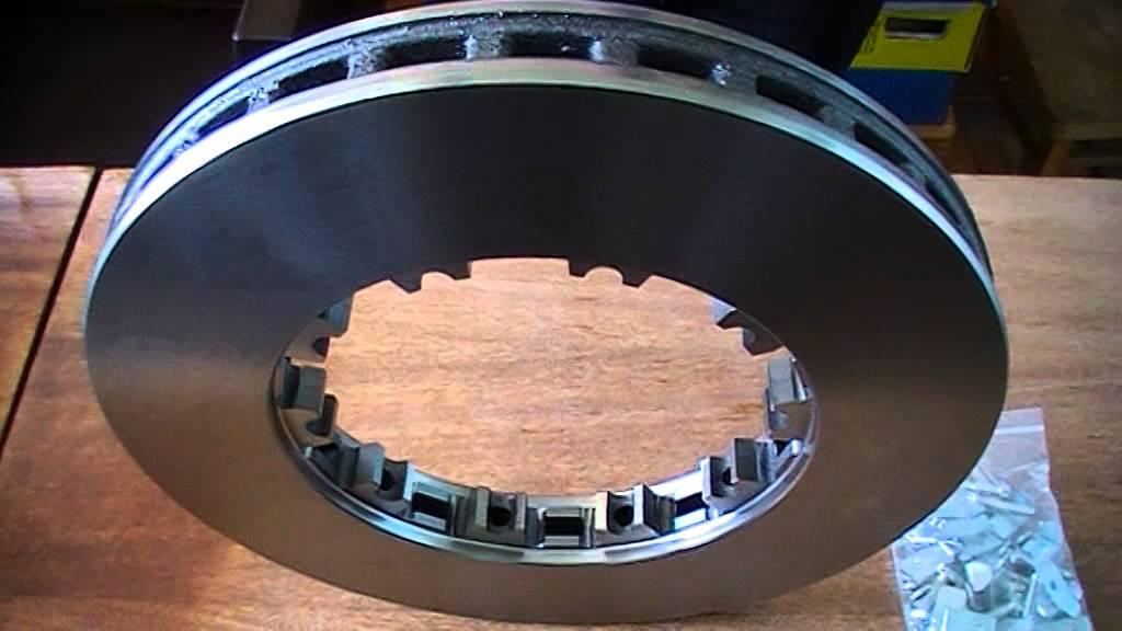 Тормозной диск ДАФ,DAF CF 65,CF 75,CF 85,XF95,XF105