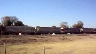 Tren Pasando por San Blas