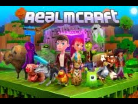 RealmCraft with Skins For Pc - Download For Windows 7,10 and Mac