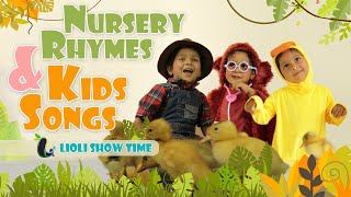 Nursery Rhymes & Kids Songs - Lioli Show Time