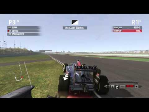 Formel 1 2011 China - Aktuell wegen Rennen heute (14.04.2013 China)