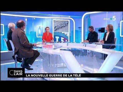 TF1/ Canal+ : la guerre des écrans #cdanslair 06.03.2018