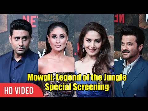 Mowgli: Legend of the Jungle | Hindi Version Special Screening | Netflix