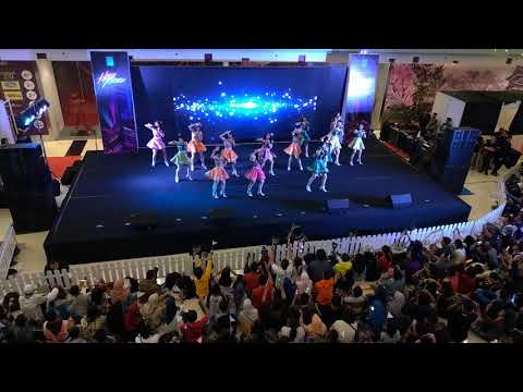 JKT48 - Ponytail To Shushu ~ | Live Mini ConcertHighTensionSBY Part 1
