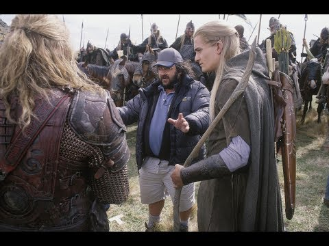 LOTR The Two Towers Behind The Scenes