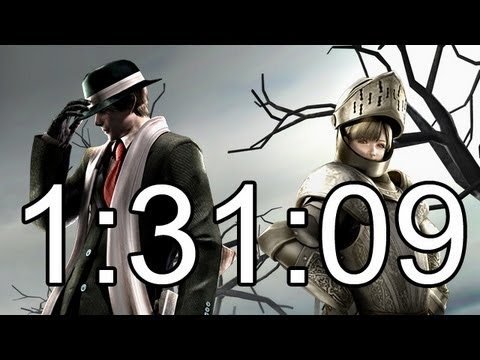 Resident Evil 4 Speed Run 1:31:09 (PS3-PSN ver)