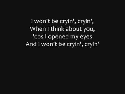 Vixen - Cryin' (lyrics)