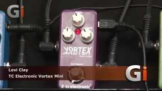 TC Electronic Vortex Mini Review | Guitar Interactive Magazine Issue 26
