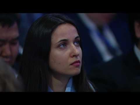 UN Chief at the Opening of the St. Petersburg International Economic Forum
