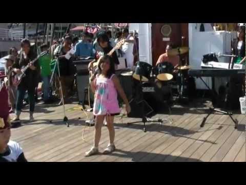 DQZ-Band Live at KRI Dewaruci Baltimore