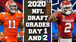 NFL Draft Recap and Grades   Biggest Winners and Losers