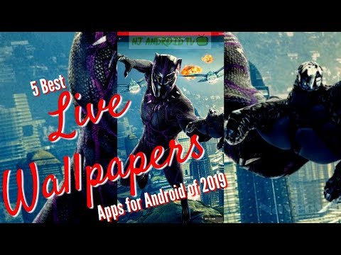 5 Best Live Wallpapers Apps For Android Of 2019