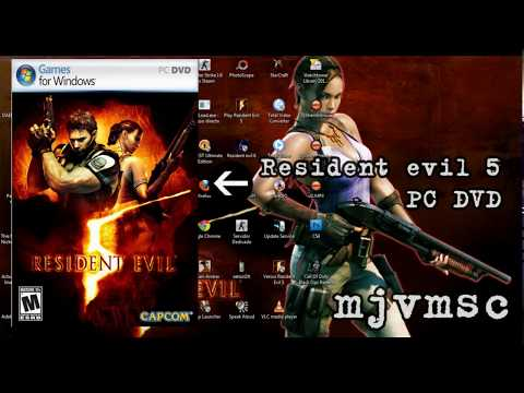 Crack Resident evil 5 (Game for windows live)