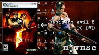 Crack Resident Evil 5 (game For Windows Live)
