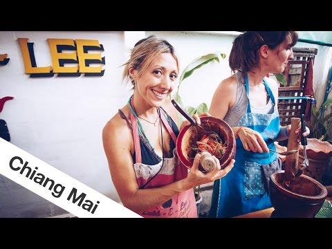 Travel Thailand Blog - Cooking class Chiang Mai adventures