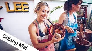 Travel Thailand Blog - Cooking class Chiang Mai adventures
