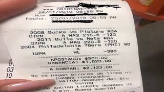 Winning Picks 1/26/19 through 1/31/19 We money fir our clients