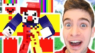 L'INVASIONE DEI CLOWN!!! (Minecraft)