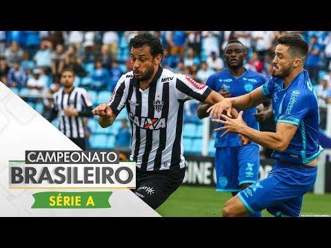 Melhores Momentos - Avaí 1 x 1 Atlético-MG - Série A (17/09/2017)