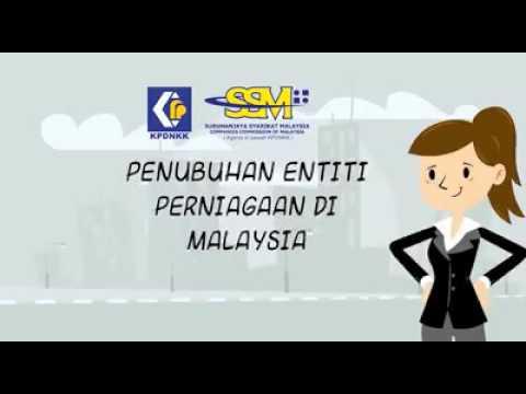 SSM - Daftar Syarikat