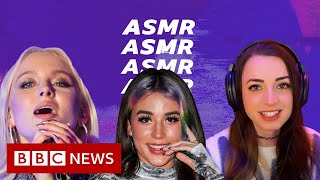 The music artists using ASMR - BBC News