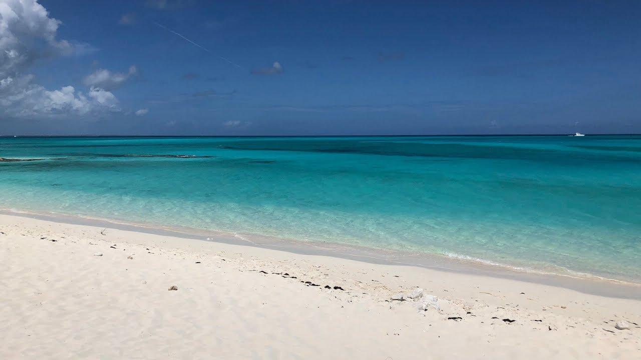 Leeward Beach Providenciales Island