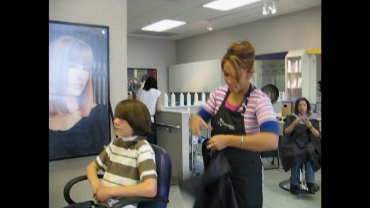 We Got Our Hair Cut YouTube