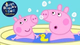 Peppa Pig - Daddy Pig's Tips for a Bath, Book, Bedtime Routine! thumbnail