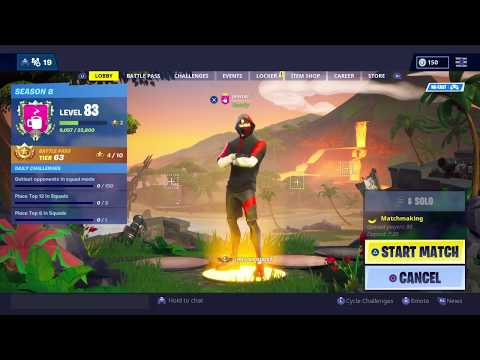 how to matchmaking key fortnite