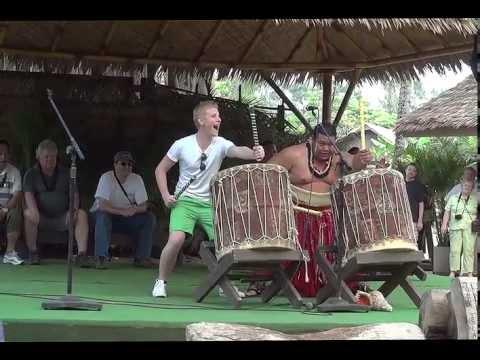 Polynesian Cultural Center, Oahu by Filip Kulisev, Master QEP, FBIPP