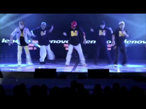 The Big Groove 2012 - Wrecking Crew Orchestra (Japan)