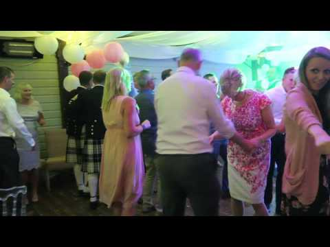 Mr and Mrs Tozer @ Longcross Hotel, Port Isac, SoundONE Cornwall Wedding DJ
