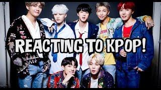 Baixar REACTING TO KPOP! (BTS, EXO)