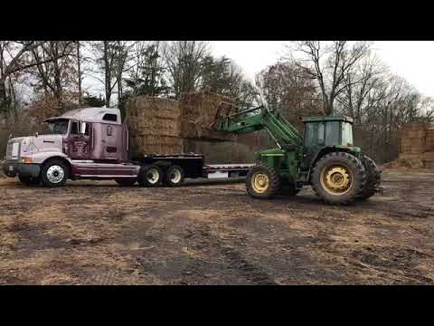 OLF...Equipment And Hay Hauling 👍