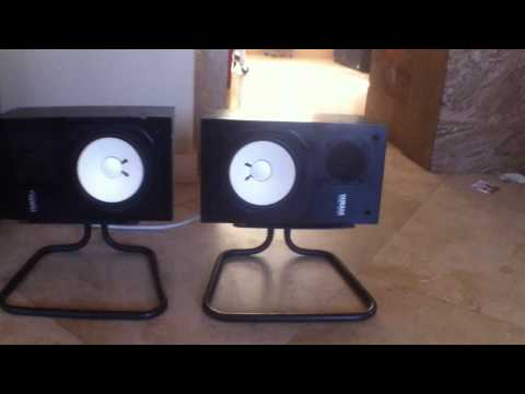 Mcintosh MC 2200 Power Amplifier Yamaha NS10M Studio Monitors