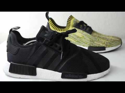 35977299bde 4 WAYS TO TIE YOUR ADIDAS NMD - YouTube