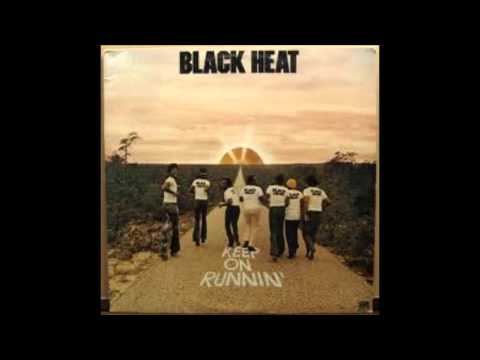 Black Heat   Drive my car  (Lennon McCartney)   1975