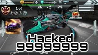 How to hack death race crash burn mod apk no root with out Lucky pacher screenshot 1