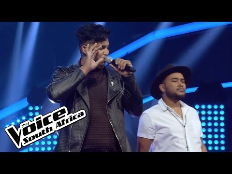 Robin Pieters and El Clay Battle sing 'Drag Me Down' | The Battles | The Voice SA