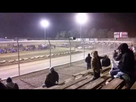 Florence Speedway 2016 Fall 50 Finish