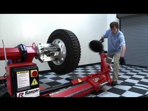 Available for Purchase NOW: NextGen(TM) Ranger R26FLT Heavy Duty Truck Tire Changer