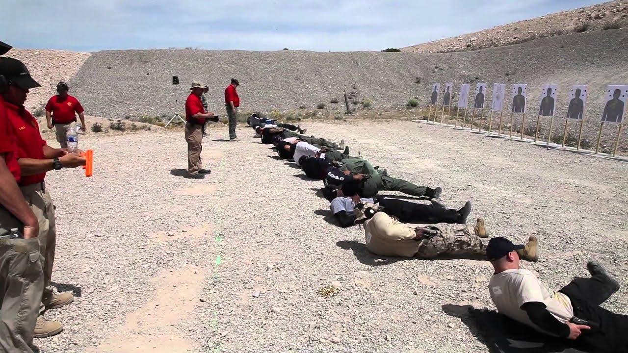 Police Academy Firearm Training