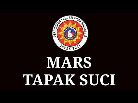 Lirik Mars TAPAK SUCI  ||  Lagu Tapak Suci || Mars Tapak Suci Untuk Acara Formal ||