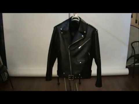 Кожаная куртка Корнет (модель Alpha)