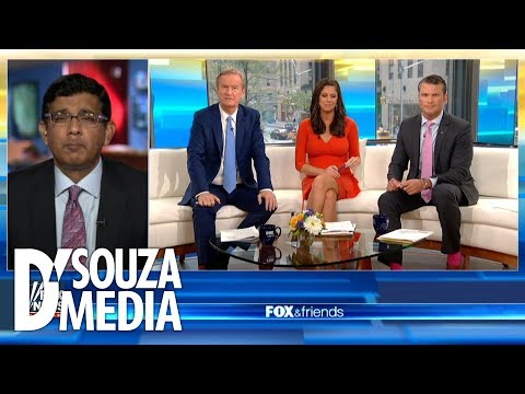 D'Souza drops truth bomb about where white nationalism REALLY comes from