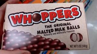 """The original malted milk balls """"Whoppers"""""""
