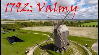 Video Valmy windmill where the Battle of Valmy took place in 1792 - Aerial views download MP3, 3GP, MP4, WEBM, AVI, FLV Oktober 2018