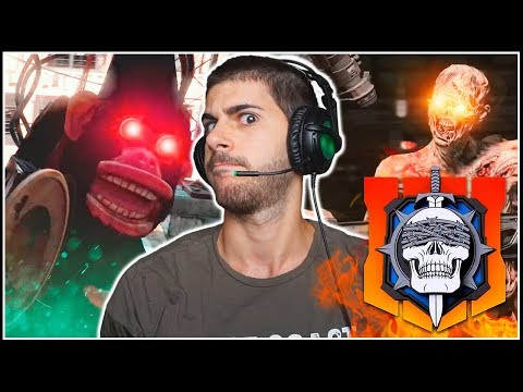 VÍDEO-REACCION BLACKOUT TRAILER    Zombies y Richtofen sabrosón (Black Ops 4 Battle Royale)