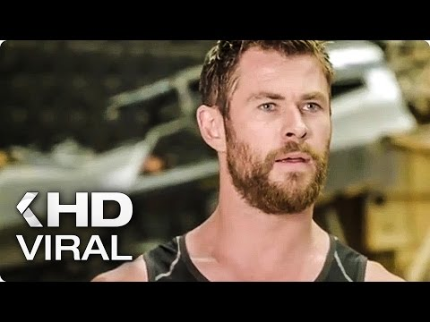 AVENGERS: Infinity War - Thor Viral Video & First Look (2018)