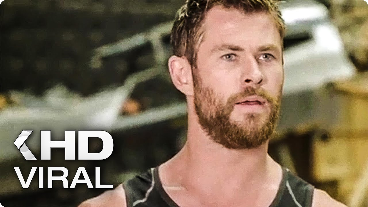 Avengers Infinity War Thor Viral Video First Look 2018 Youtube
